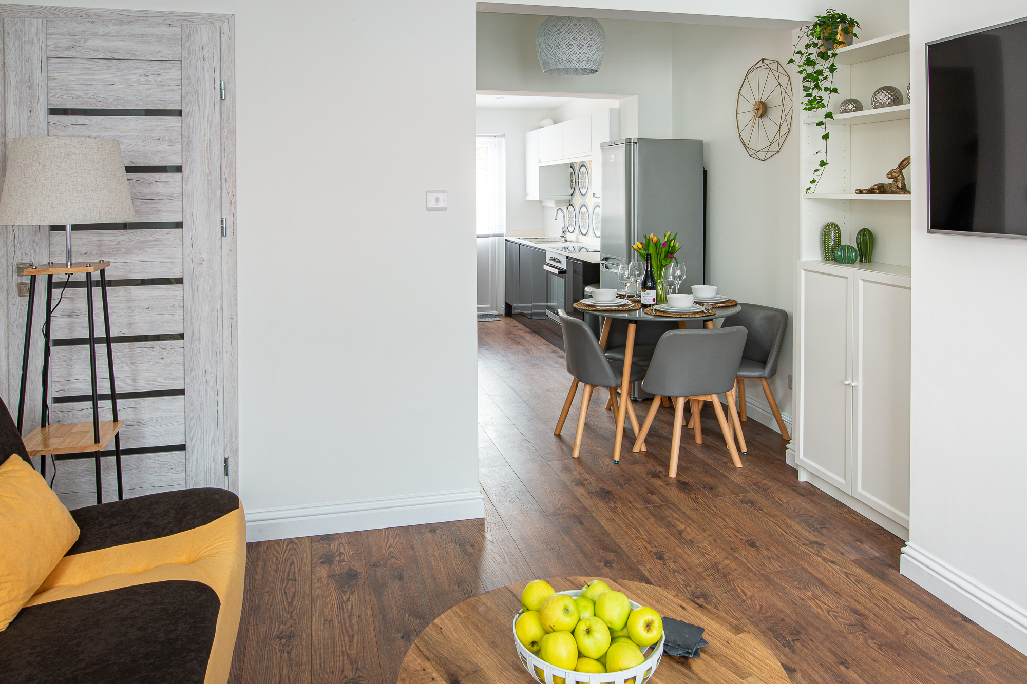 serviced apartment Exeter