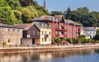 Serviced apartments Exeter -